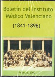 Boletín del Instituto Médico Valenciano (1841-1896)